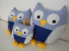 wonder if I can crochet them instead of sewing .....