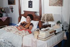 Frida Kahlo. Foto: Gisèle Freund.   cannfire.com