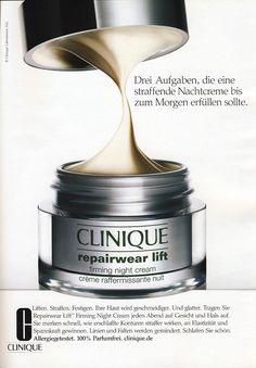 Advertisement // Clinique