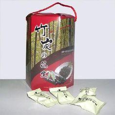 竹炭の花生禮盒(600g-小包裝)