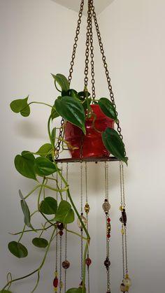 Hippy Room, Wedding Images, Suncatchers, Bohemian Decor, Plant Hanger, Diy Art, Indoor Plants, Wind Chimes, Crystal Mobile