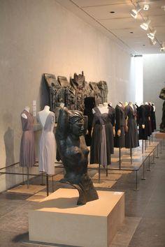 Madame Grès exhibition at the Musée Bourdelle in Paris