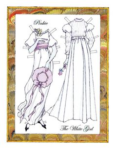 Legacy Pride Volume II Number IV - Paper Doll - Katerine Coss - Picasa Albums Web