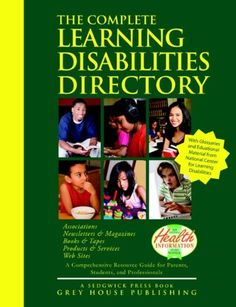 The Complete Learning Disabilities Directory