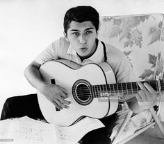 Paul Anka through the years: See the heartthrob then and now Logan And Jake, Jake Paul, Ritchie Valens, Don Mclean, Teddy Boys, Buddy Holly, Classic Songs, Vintage Boys, The Good Old Days