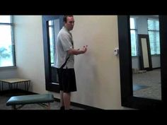 Egoscue Exercises for Wrist Pain - YouTube