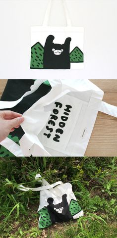 This adorable tote bag has extra long straps that transform it into a shoulder bag, too! It's super versatile and great for day trips, groceries, and so much more!