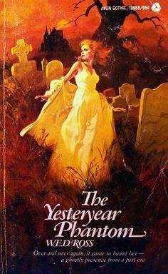 gothic  romance novel
