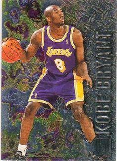 FREE GIFT + Kobe Bryant 1996-97 Fleer Metal RC Rookie Card #181 Lakers *FREE SHIPPING!*