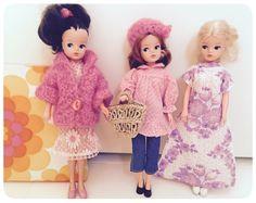 AvMeg Beautiful Dolls, Fur Coat, Retro, Jackets, Vintage, Fashion, Cute Dolls, Down Jackets, Moda