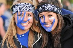 School Spirit Face Paint Ideas Game day <b>spirit</b> beautified  her campus  sparty girl ...
