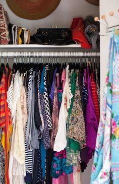 closet organisation!