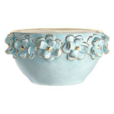 Floral Country Bowl