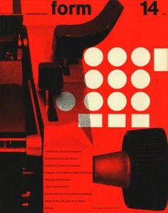 Karl Oskar Blase     Журнал FORM 28 (1960s)