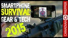 Smartphone Survival/ EDC Gear & Technology  http://prepperhub.org/smartphone-survival-edc-gear-technology-2015/