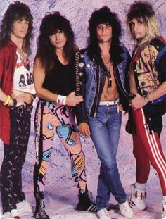 40 Best 80s Hair Bands Images
