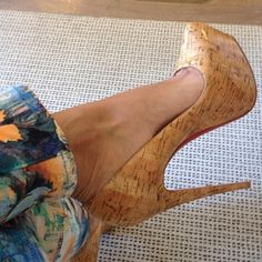 BAD ASS Shoes. Evelyn from bball housewives shoes
