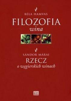 Okładka książki Filozofia wina