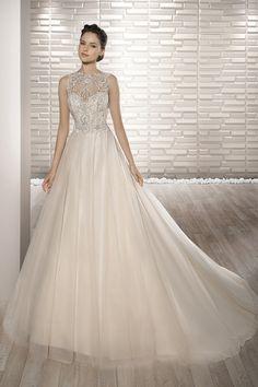 4ccb0c7e8227 Νυφικά Φορέματα Demetrios 2017 Collection - Style 679 Bridal Salon