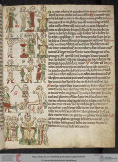 Heidelberger Sachsenspiegel landrecht 015r