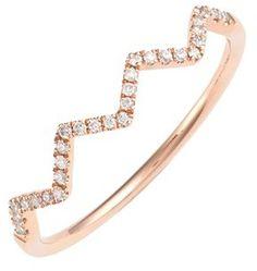 Stacking diamonds...yes.