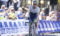 Simon Meyer moves into yellow after stage 1 Sun Tour victory