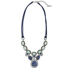 Today's Featured Product Look: Tangier Convertible Statement Necklace  $148  Shop:  https://www.chloeandisabel.com/boutique/thecelticpearl/products/N252/tangier-convertible-statement-necklace  #jewelry #necklace #convertible #2in1 #fashion #accessories #style #shopping #boutique #chloeandisabel #thecelticpearl #trendy #sale #shop #buy #prom