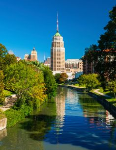 Downtown San Antonio. Use Groupon to book your next trip.