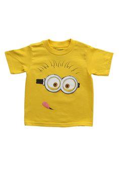 The Minions Dave Toddler Baby Boys T-Shirt Minion Costumes, Funny Costumes, T Shirt Costumes, Baby Boy T Shirt, My T Shirt, Baby Boys, Minion Dave, Minions, Boys T Shirts