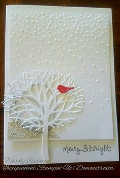 Thoughtful branches stampin' up!