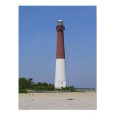 Barnegat Lighthouse, New Jersey   (pinned by haw-creek.com)