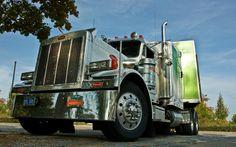 semi truck picture