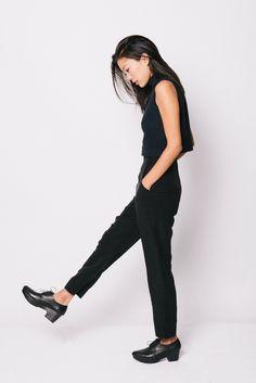 lyd trousers - elizabeth suzann