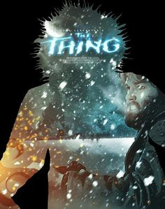 The THING fan artwork