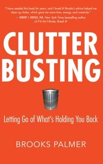 """The best """"self-help"""" book I have ever read. I began clearing out all of my self-help books when I realized they were clutter!"""