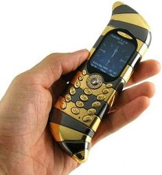 Goldvish Luxury Cell Phone is the Crown Jewel of Communication trendhunter.com