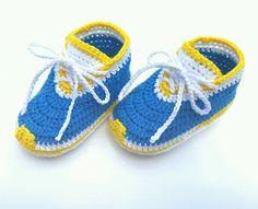 Купить Пинетки - кроссовки - пинетки, пинетки для новорожденных, 100% хлопок