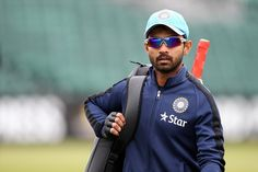 Rahane: Dhoni played an important role in my success