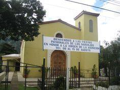 Iglesia en los Naranjos,(Santa Ana) Santa Ana, Places To Visit, Outdoor Decor, Travel, Home Decor, Orange Trees, August 15, El Salvador, Viajes