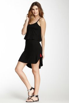 Overlay Tank Dress by Go Couture on @HauteLook