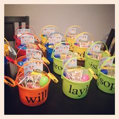 Idea For Goodie Bag Kids Birthday ThemesParty