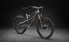 JEFFSY CF Pro Race 27 - LIQUID METAL | YT Industries