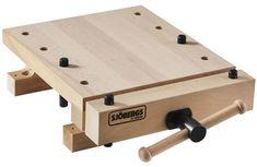 Sjobergs Smart Workstation Pro Vise Woodworking Desk Plans, Woodworking Logo, Woodworking Patterns, Woodworking Workbench, Fine Woodworking, Woodworking Crafts, Woodworking Classes, Workbench Ideas, Woodworking Basics