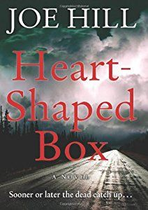 Heart-Shaped Box book by Joe Hill