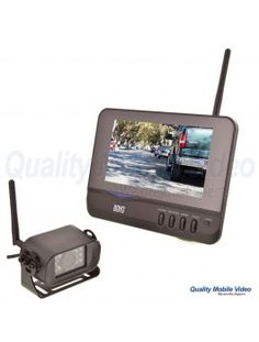 New Wireless back up camera system - Boyo VTC700R 2.4 GHz Digital Wireless Back up Camera System - Camera and monitor