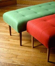 Bedroom Benches: Sit & Store