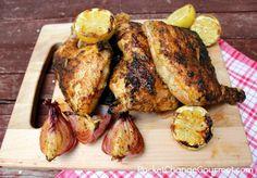 Southwest Marinated Grilled Chicken :: Recipe on PocketChangeGourmet.com