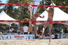 April Ross Beach Volleyball