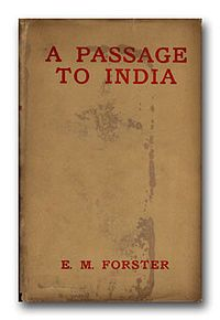 Although I've never been there, novels about India always strike a chord with me. None more so than this classic by E. M. Forster.