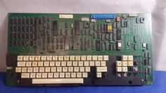 Vintage Intertec Data Systems Superbrain Computer Keyboard